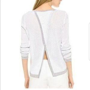 Rag & Bone perforated Sweater